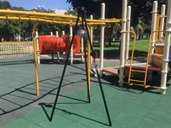 讓孩子玩得更安全 中市府推公園兒童遊戲場檢驗