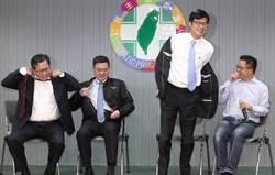 卓榮泰:黨部1月底進行人事調整  組成堅強團隊