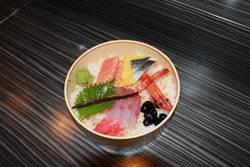 海鮮當日直送 美味生魚片丼飯