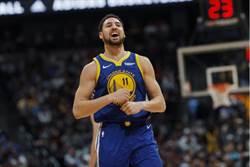NBA》克雷湯普生:四次扣籃比進十顆三分球還爽