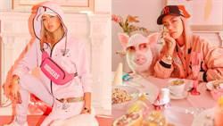 最萌棒球帽!獨家韓流「Lucky Pig」系列喜迎新年