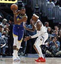 NBA》溜馬公鹿七六人與勇士聯手寫紀錄