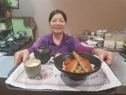 主打中日式料理 大樂蔬食丼飯人氣夯