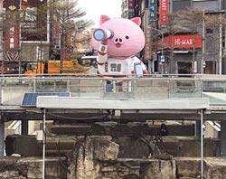 新竹過好年 浪漫藝術燈升空