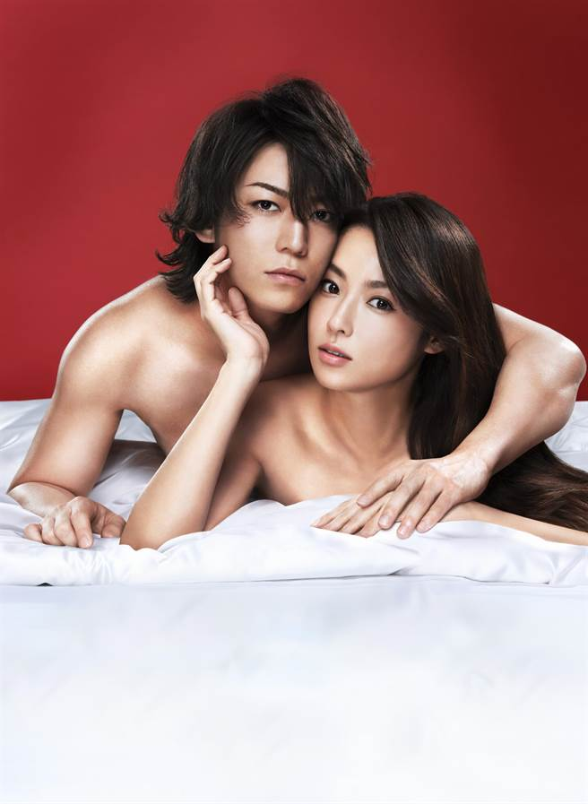 深田恭子、龜梨和也因為演出日劇《SECOND LOVE》傳戀情。(本報系資料照)