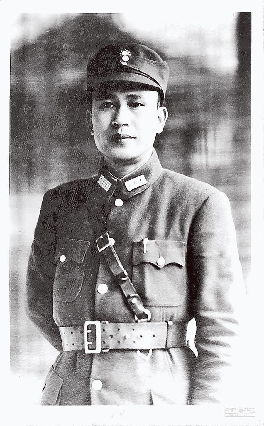 抗日戰爭爆發初期,日本報紙稱白崇禧為「戰神」。(本報資料照片)