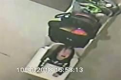 影》哭鬧女童被綁椅子2小時  家長控中市托嬰中心施虐