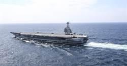 福特號超級航母終於安裝電梯 美海軍部長保住烏紗帽