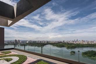 澄清湖畔豪宅「景中泱」每戶6千萬起
