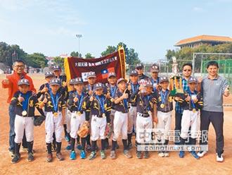 耕耘30年 文昌棒球隊打贏韓國