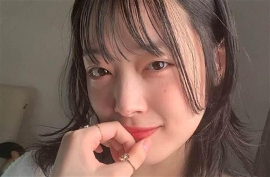 昔日韓國女團f(x)成員雪莉,脫序行為不斷引發爭議。(圖/雪莉IG)