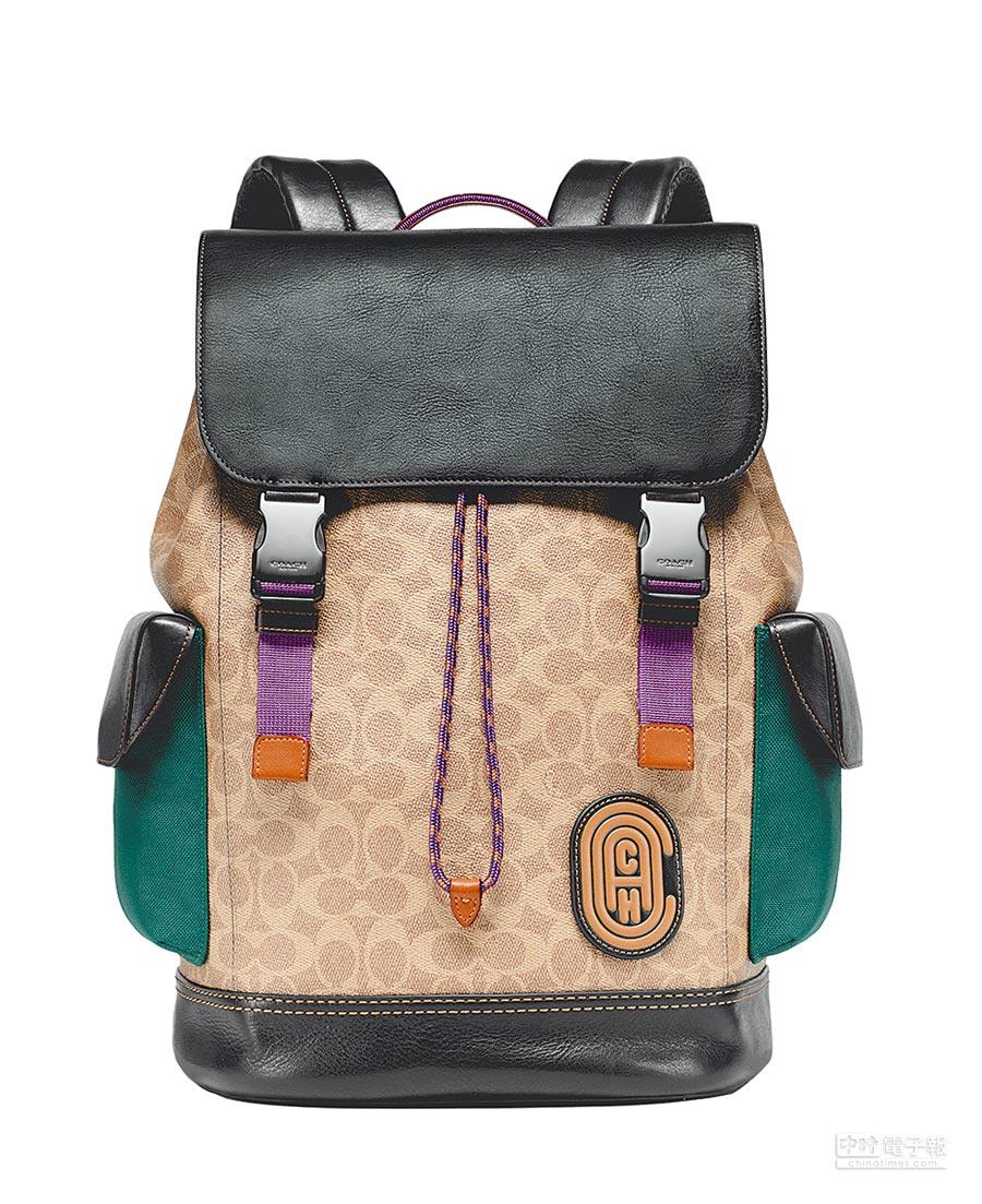 COACH Rivington後背包,2萬7800元。(COACH提供)