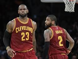 NBA》終於明白領袖難當 厄文向詹皇道歉