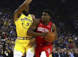 NBA》大頭症上身?豪斯怒嗆火箭沒遠見
