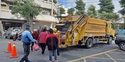 中市春節垃圾收運不打烊 大型家具清運受理預約登記