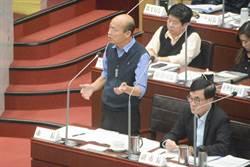 公務員均須議會備詢!?  林濁水批:韓國瑜有沒有搞錯