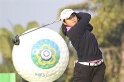 台灣女子高球賽第2輪 6名國家隊員3人闖決賽