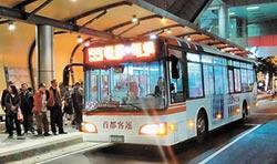 新北公車 運量成長全國NO.1