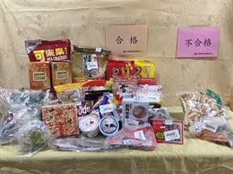 抽驗應景年節食品 迪化街竹笙鎘超標3.5倍
