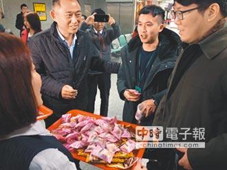 金門豬肉製品輸台 解禁