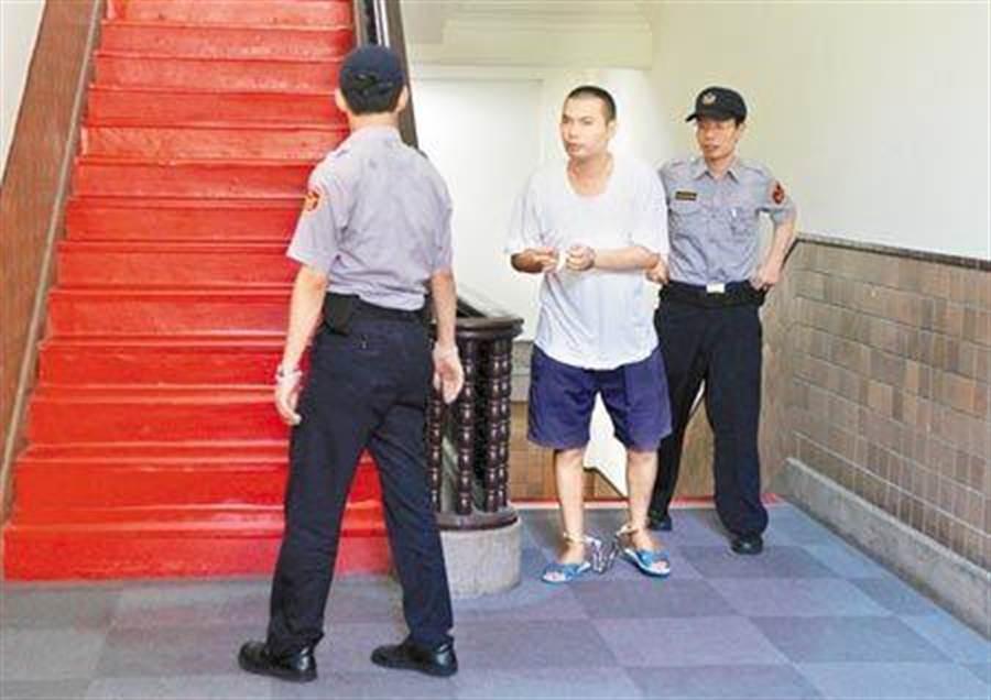 陳昱安趁看守所管理員不注意時,於所中自縊身亡。(本報系資料照)