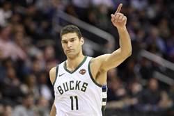 NBA》豪哥老隊友 成為最強三分鐵塔