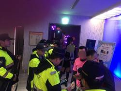 安居樂業過好節!中和警威力掃蕩犯罪熱點