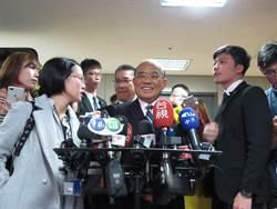 回應柯P警察、強盜說 蘇貞昌:台美關係大有進步