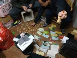 惡霸自稱天龍堂 拘禁榨乾萬華3街友 不法獲利百萬