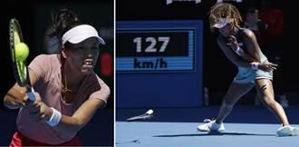 澳網》打到美網冠軍摔拍 謝淑薇先盛後衰惜敗 無緣16強