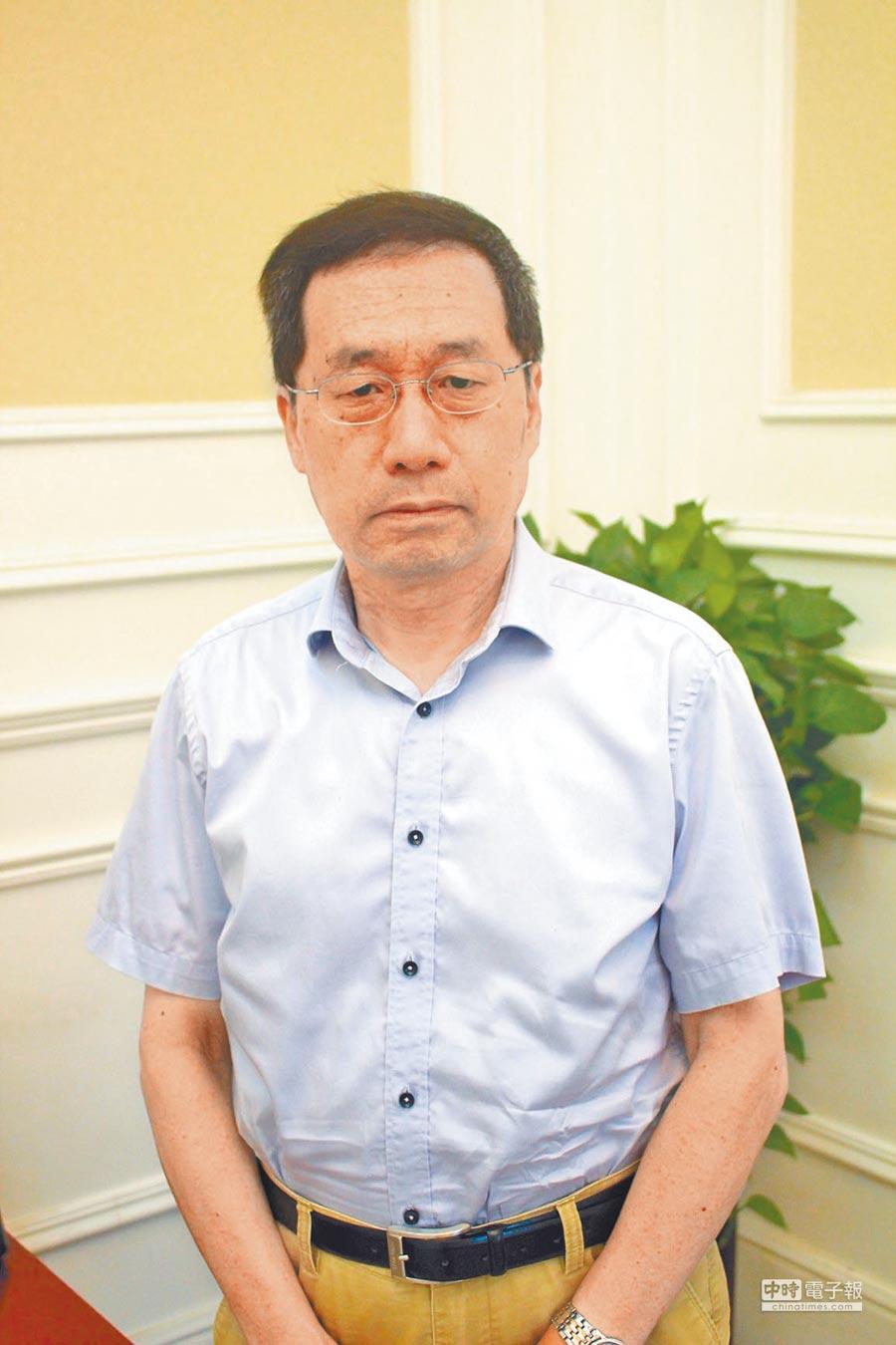 大陸外交部智庫、中國國際問題研究院研究員郭憲綱。(本報系資料照片)