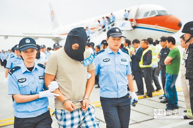 大陸警與泰警合作,在泰國破獲跨境詐騙集團。(本報系資料照)