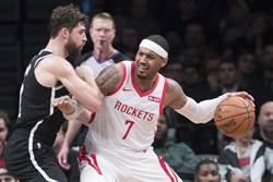 NBA》賣不掉又不放人 甜瓜被關在火箭
