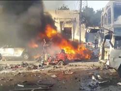 敘利亞大馬士革遭恐攻 公路檢查站發生爆炸