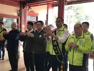 5席立委補選 卓榮泰:民進黨唯一目標是保三搶二
