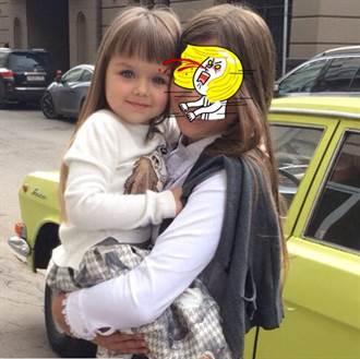 世界最美小孩 媽媽神基因曝光網秒懂