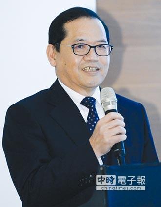 證交所副總林長慶 推動逐筆交易制度