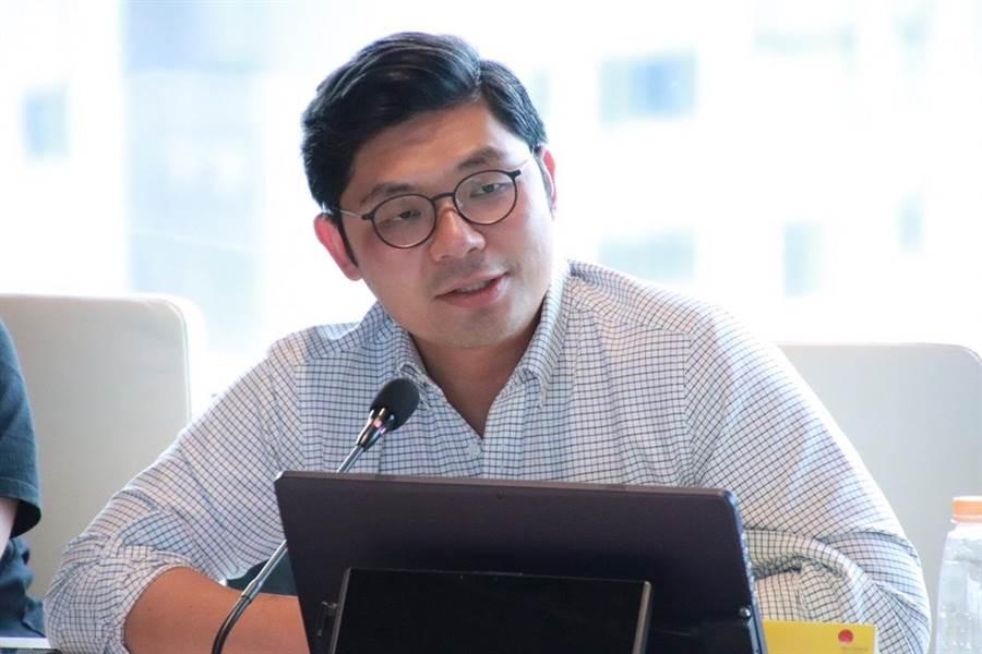 國民黨立委許毓仁。(圖/本報系資料照)