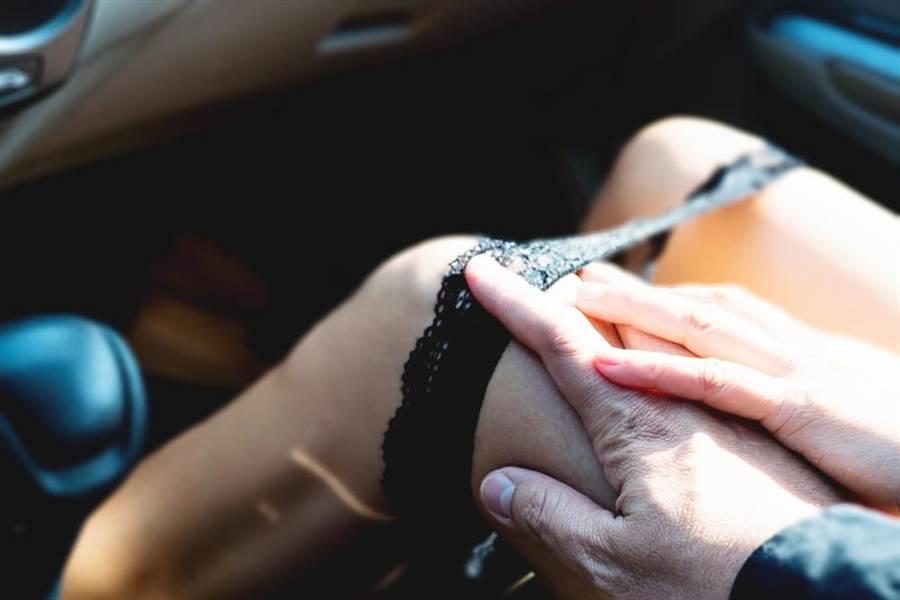 女子控告前男友在車上對她車震性侵得逞,事後卻翻供周男並沒有對她性侵。(示意圖/達志影像)