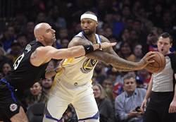 NBA》科爾:沒打算讓考辛斯背靠背輪休