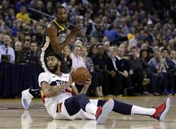 NBA》勇士想搶一眉哥沒戲 關鍵仍是詹皇