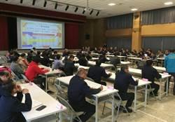 新春將至 中市警四分局加強重要節日安全