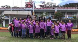 前派駐帛琉文化大使華恆明來了 恆基牡林課輔班陶藝冬令營開課