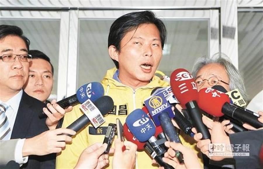 時代力量黨主席、立委黃國昌。(圖/本報資料照)