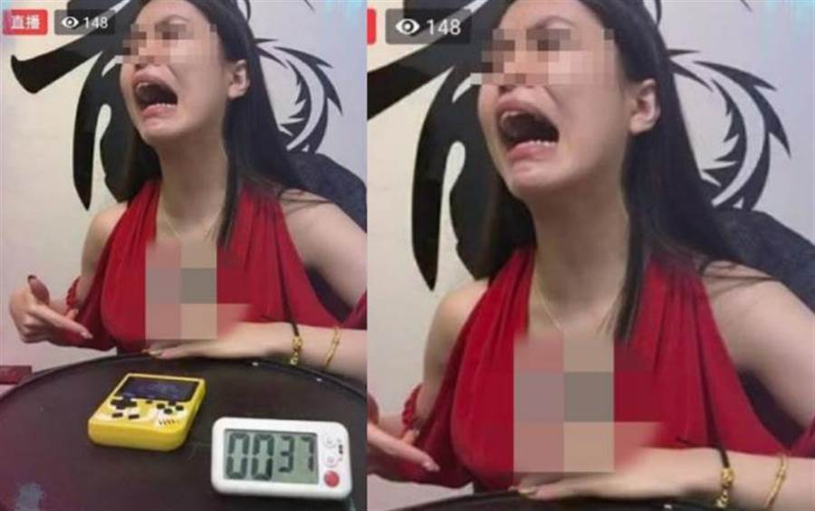 網友認為直播主超賣命(圖片取自/爆怨公社)