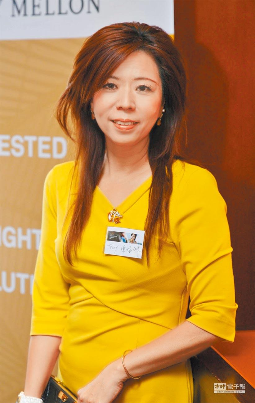 諮芮勞務管理公司總經理陳瑞珠。