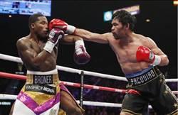 拳擊》菲律賓戰神被打傷 疑似視網膜剝離
