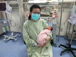 空中vs.陸地緊急救援  童綜合醫院助烏坵婦人順利產女