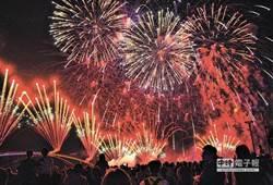 「花火節」澎湖、上海首次直航 觀光商機預計破20億