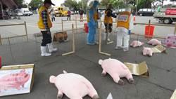 彰化縣非洲豬瘟防疫演習初登場 產官學都緊張